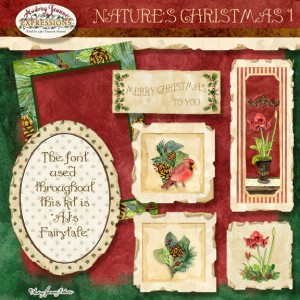 natural christmas, pine boughs, amaryllis, red cardinals, pine cones, audrey jeanne roberts