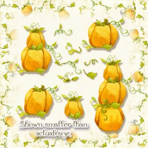 harvest, fall, autumn, halloween, thanksgiving, pumpkins, stacked pumpkins clip art